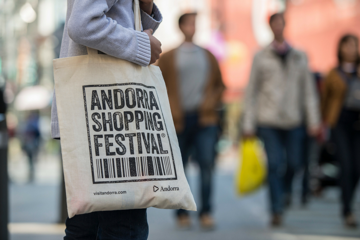 The Shopping Festival will be back in Andorra in November