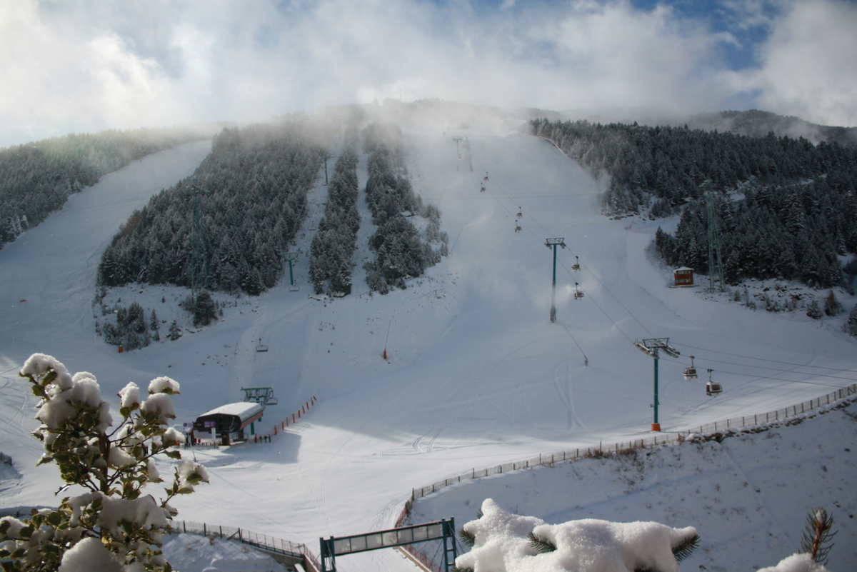 Discover Grandvalira and Vallnord, the two ski areas in An …