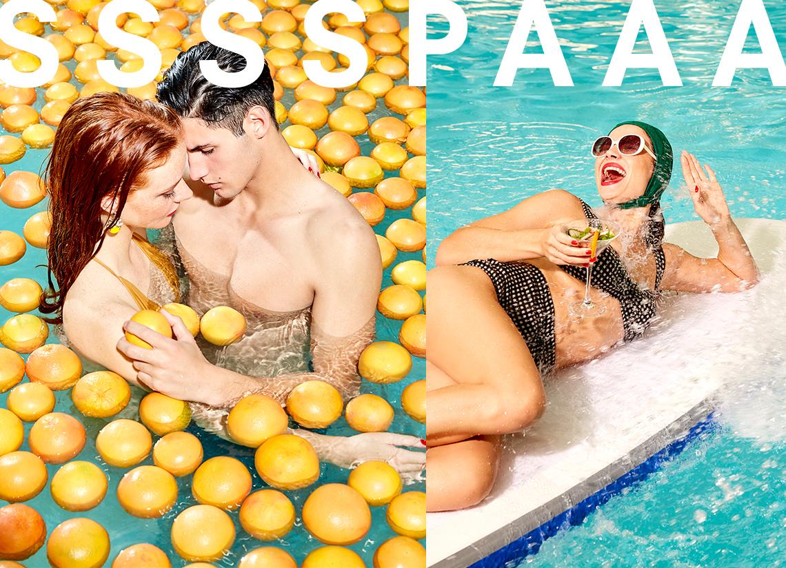 Caldea: a spa of contrasts and sensations