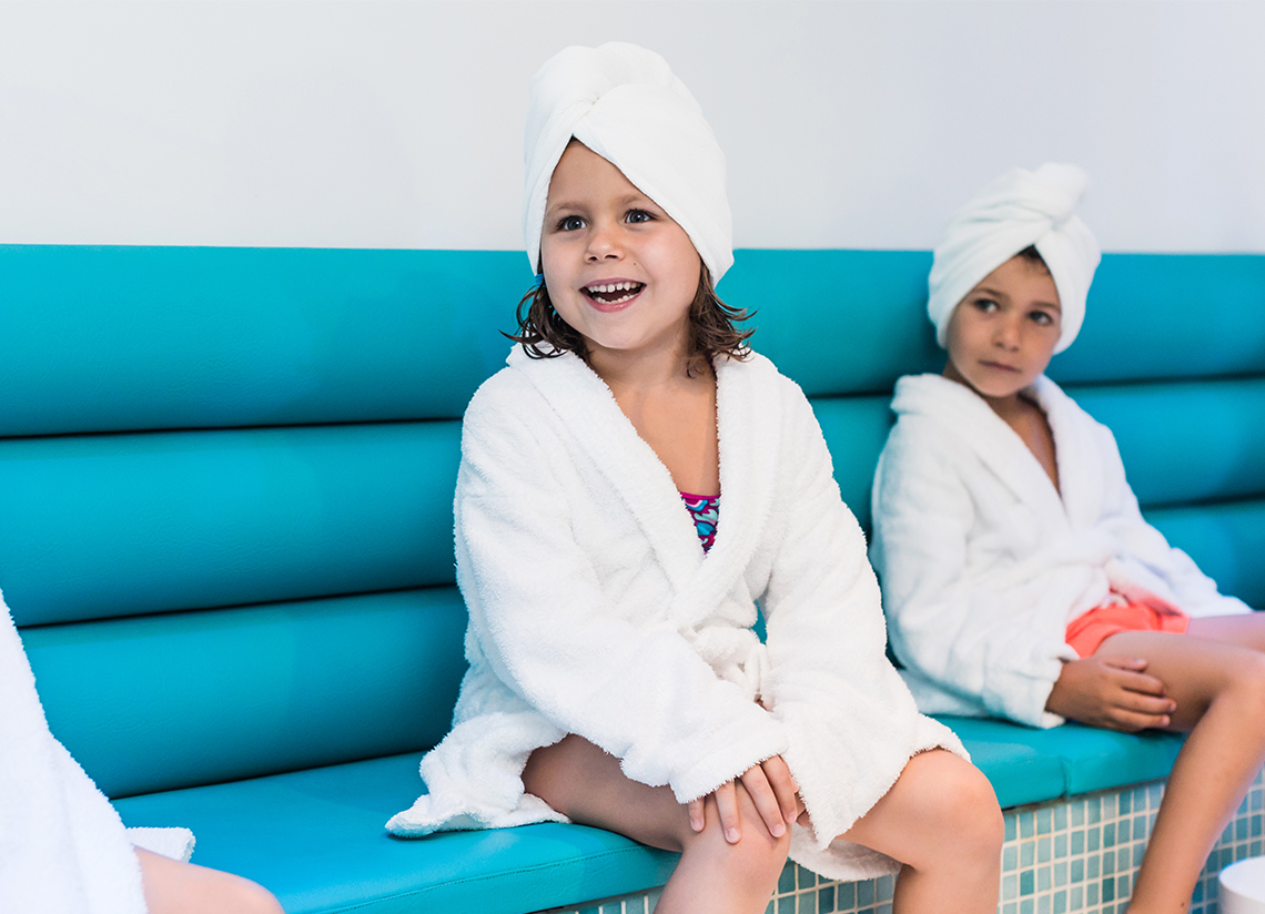 Enjoy a spa as a family? It's possible in Andorra!