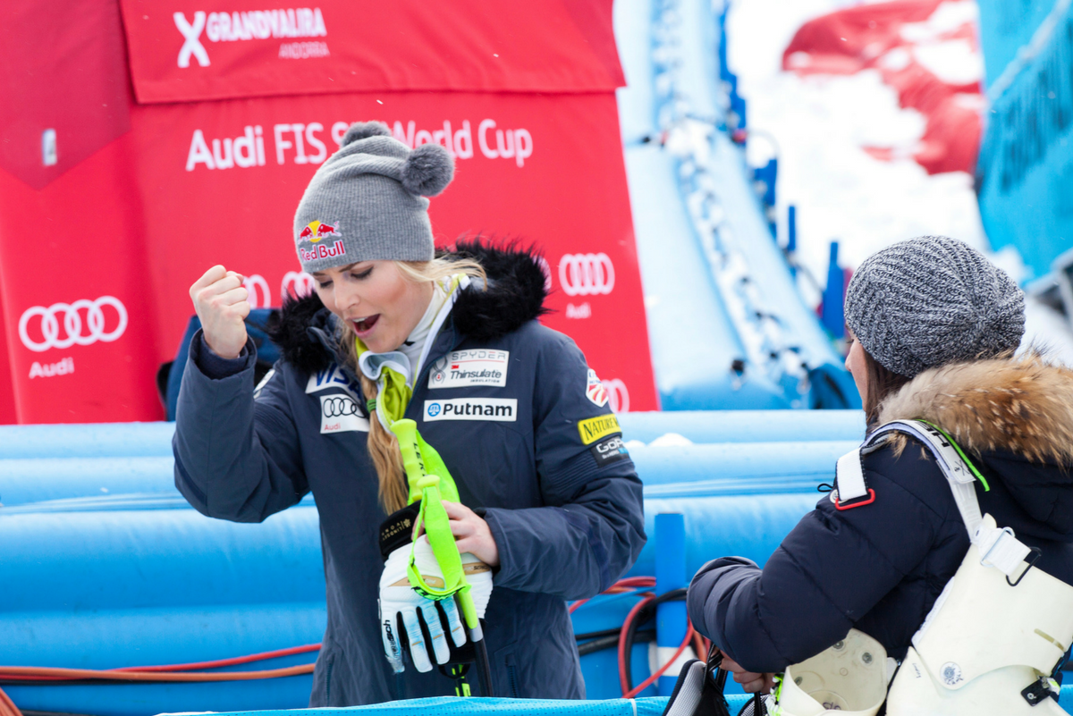 An unmissable event in Andorra for the elite of alpine ski …
