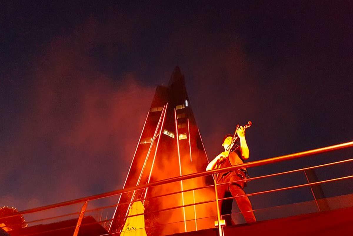 Espectáculos de noche en CALDEA: ¡últimos días!