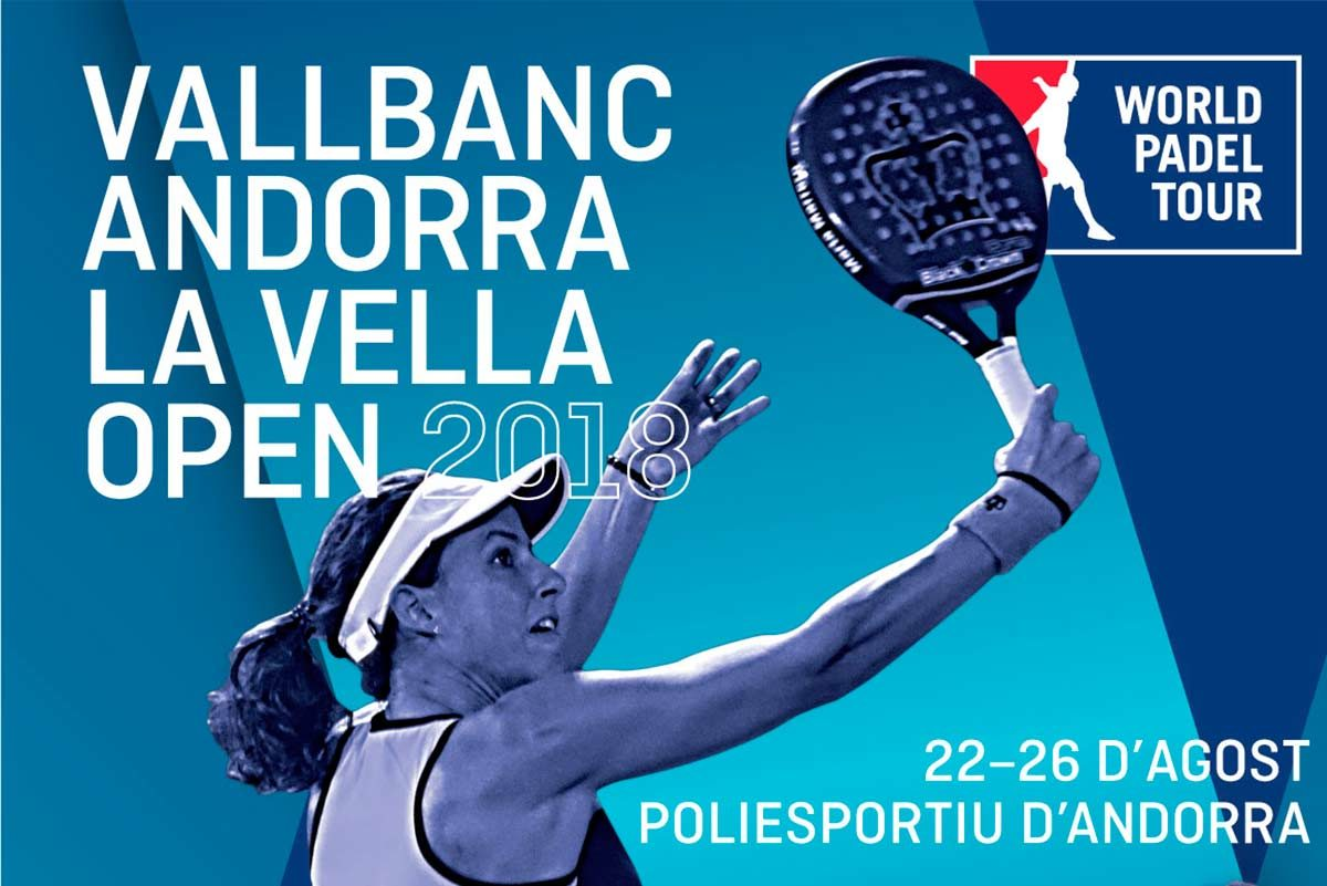 Andorra: the padel capital of the world during August