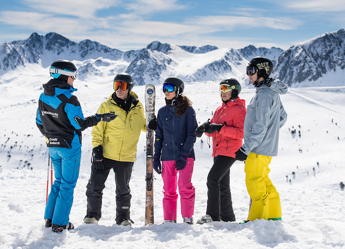 December in Andorra: spa, snow and much more