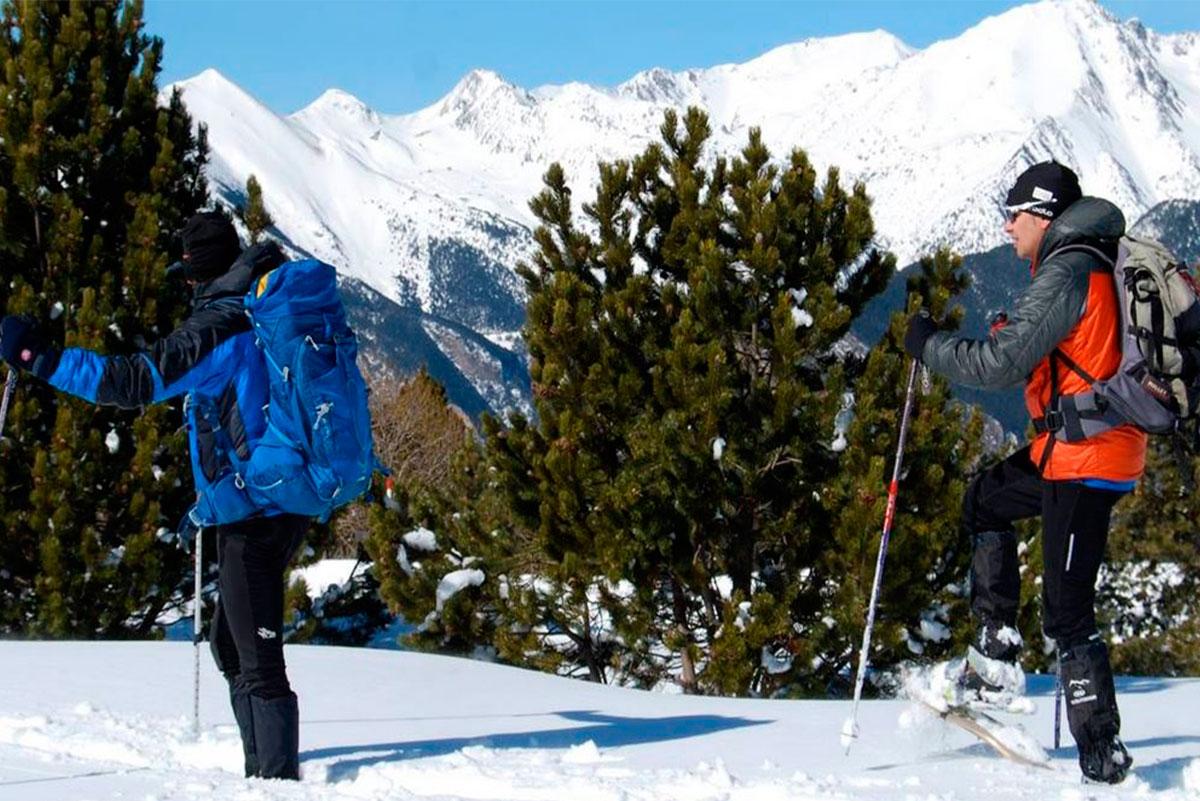 Ski randonnée en Andorre