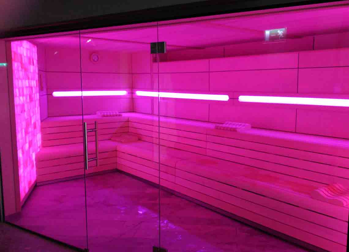 Inúu's salt sauna: discover the benefits of halotherapy
