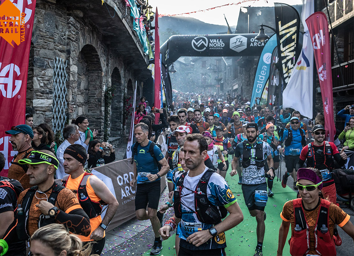 The Ultra Trail Vallnord Is Returning To Andorra With 5 Mountain Races