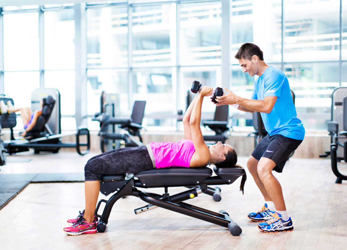 Get in shape with HIIT training