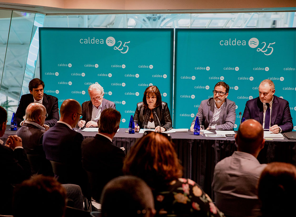 Caldea millora els seus ingressos  prop d'un 35 % els da …