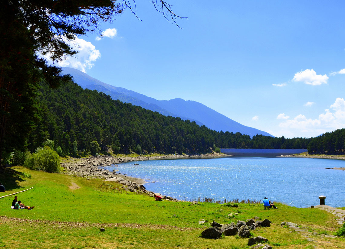 This summer, come to Andorra and discover three very charm …