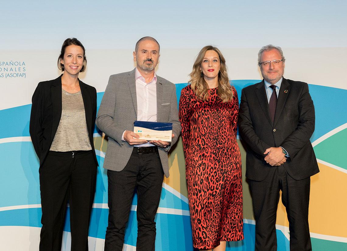 Caldea gana el premio al mejor spa en los Premios Wellness …