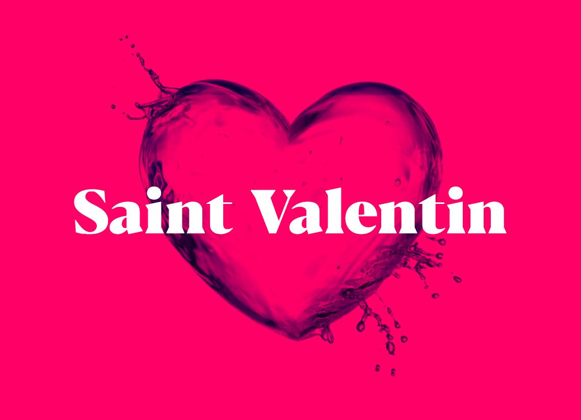 Le meilleur plan de la Saint-Valentin. Faites battre votre …