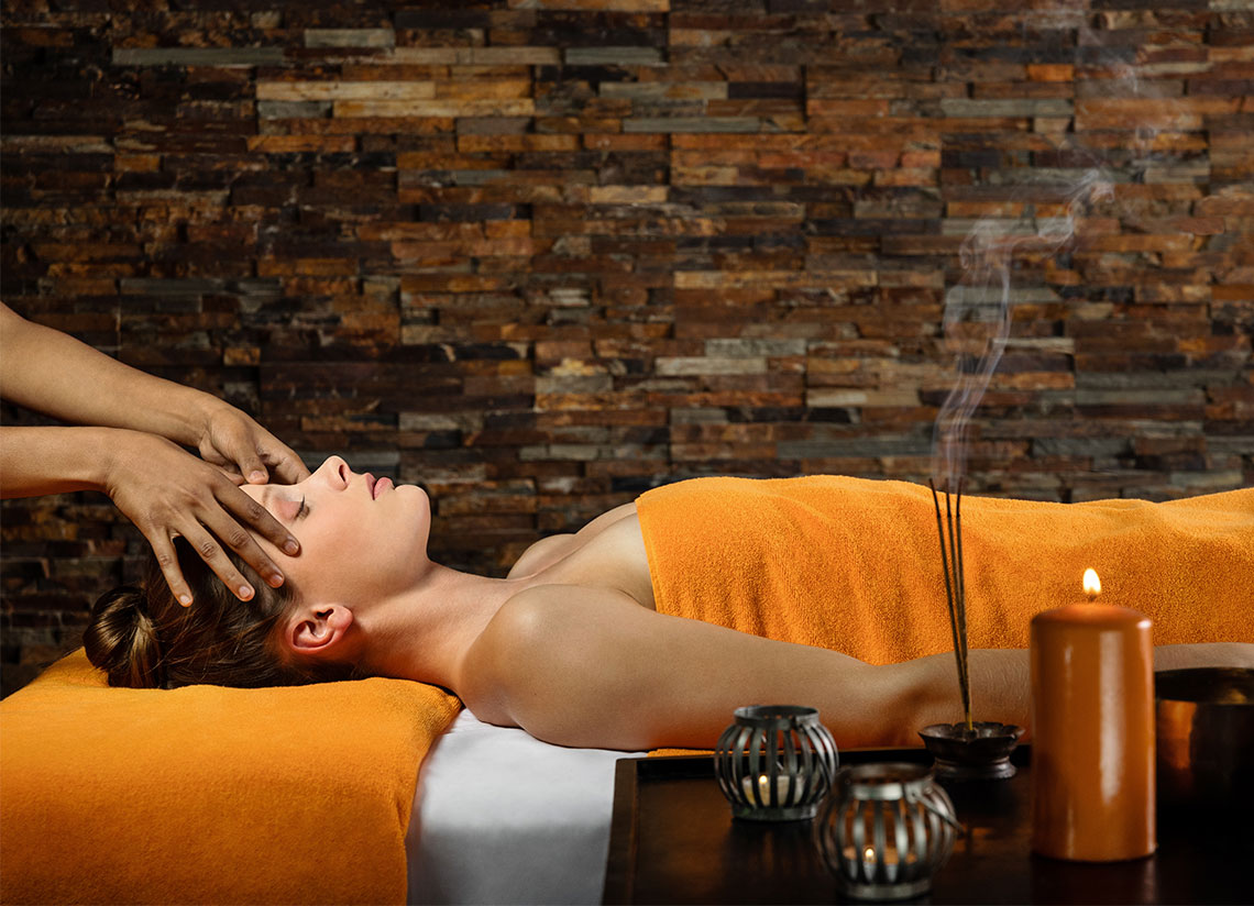 Seven reasons to book a massage at Caldea