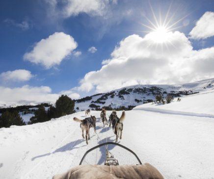 Actividades en la nieve para no esquiadores
