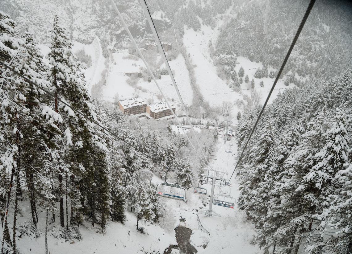 Aquest any: torna a esquiar!