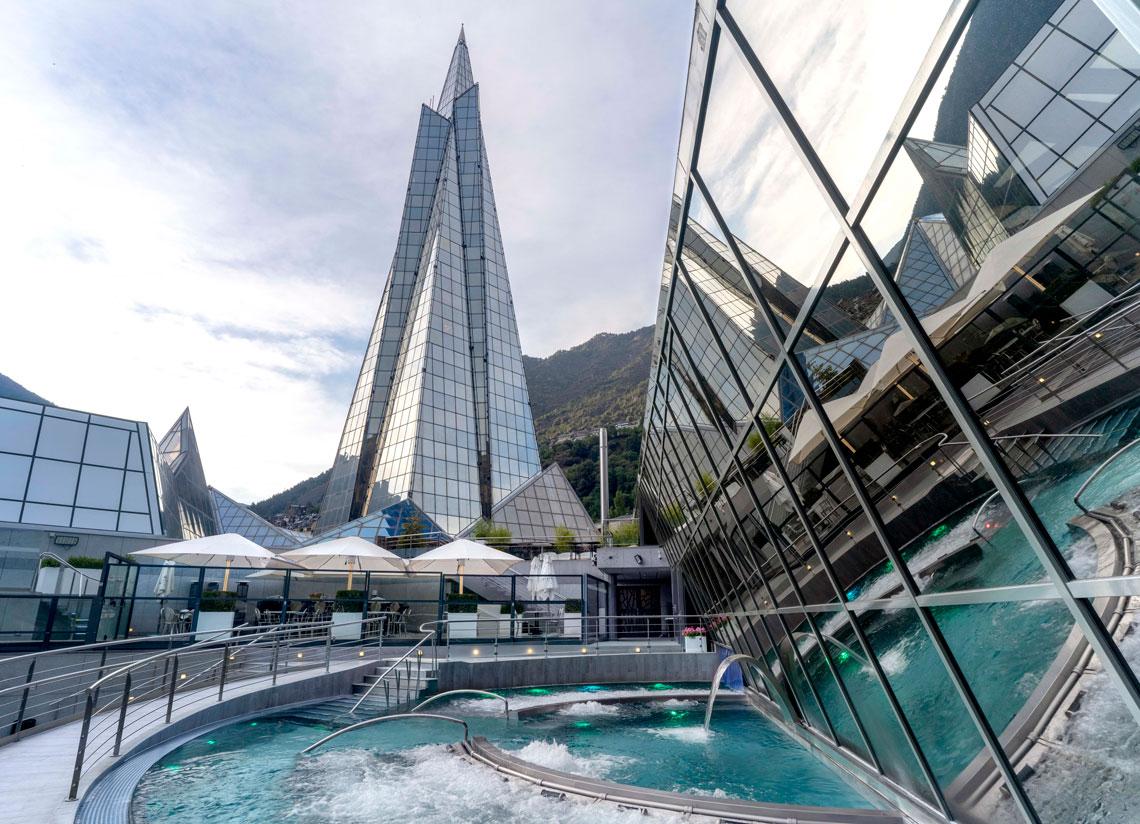 Caldea se une a la asociación Andorra Health Destination
