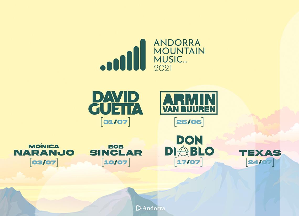 Gaudeix de l'Andorra Mountain Music: el festival de  …