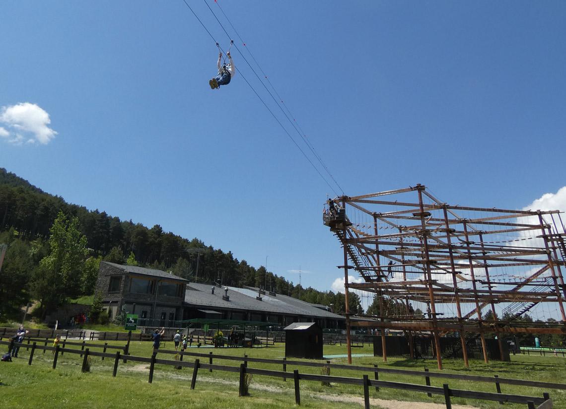 Diviértete en Andorra con actividades de aventura en plena naturaleza